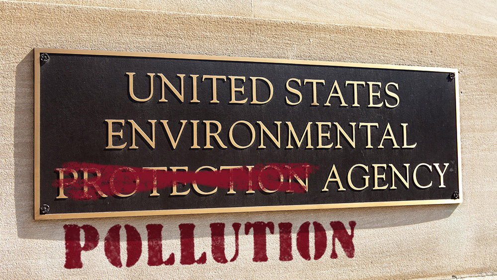 "Disgusting ""environmental crimes"" against America covered up with EPA quack science"